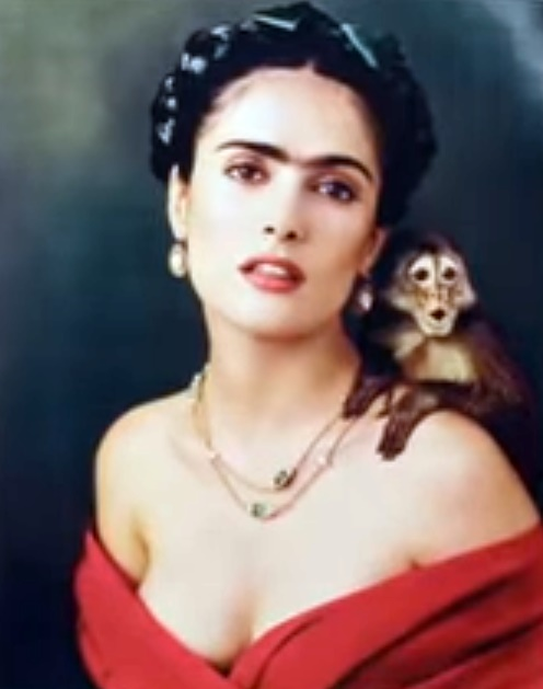 Salma recalls being left severely injured by monkey